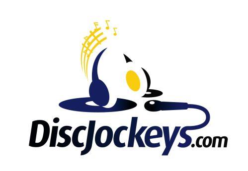 logos de disc jockey: